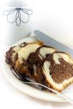 Madeira-Kuchen Lizenzfreie Stockbilder