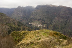 Madeira landscape Stock Photography