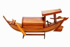 A madeira modelo Imagem de Stock Royalty Free