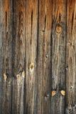 Madeira molhada Imagens de Stock