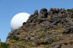 Madeira Mountains Royalty Free Stock Photos