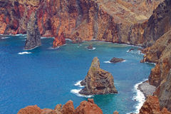 Madeira North East Coast Royalty Free Stock Photo