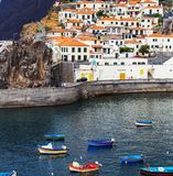 Madeira Royalty Free Stock Photo
