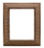 Madeira padrão quadro Imagens de Stock Royalty Free