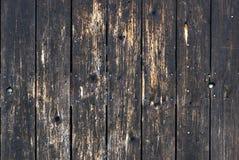 Madeira pintada resistida Fotografia de Stock Royalty Free