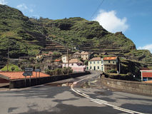 Madeira Portugal Countryside Royalty Free Stock Photography