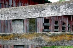 Madeira resistida nas camadas Fotografia de Stock Royalty Free
