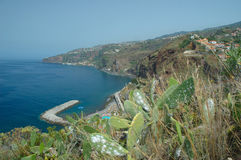 Madeira, Riberia Brava Royalty Free Stock Images