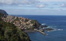 Madeira Seixal Port Stock Image