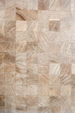 Madeira squar de Textute Foto de Stock
