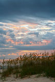 Madeira Sunset Stock Photography