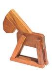 Madeira Toy For Kids da casa. Imagens de Stock Royalty Free