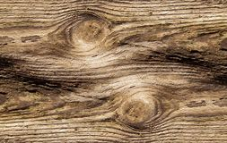 Madeira velha da textura Fotos de Stock