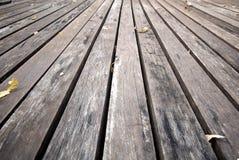 Madeira velha do fundo da textura Foto de Stock