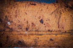 Madeira velha do grunge Fotografia de Stock