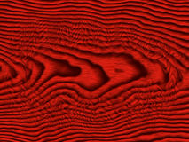 Madeira vermelha Fotografia de Stock