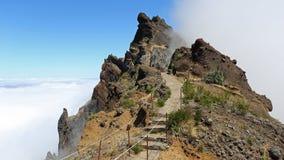 Madeira-Wandern stockbilder