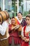 Madeira-Wein-Festival in Funchal Lizenzfreie Stockfotografie