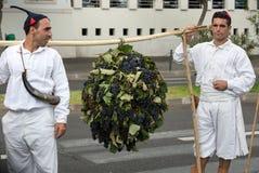 Madeira-Wein-Festival in Funchal Stockbilder
