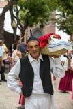 Madeira-Wein-Festival in Funchal Stockfotografie