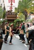 Madeira-Wein-Festival in Funchal Lizenzfreie Stockbilder