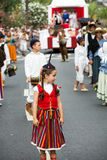 Madeira-Wein-Festival in Funchal Lizenzfreie Stockfotos