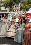 Madeira Wine Festival Stock Photo