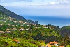 Madeiran landscape Stock Images