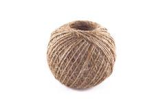 Madeja de la guita del lino Imagen de archivo