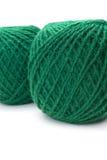 Madeja de las lanas. Foto de archivo libre de regalías