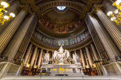 Madeleine Cathedral Royalty Free Stock Photography