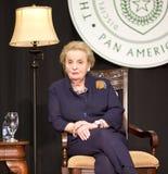 Madeleine Albright Imagens de Stock Royalty Free