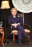 Madeleine Albright Royalty Free Stock Photo