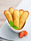 Madeleine little cake Royalty Free Stock Photography