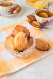 Madeleines Royalty Free Stock Photography