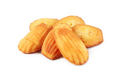 Madeleines cookie Stock Photography