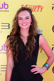 Madeline Carroll. LOS ANGELES - OCT 22:  Madeline Carroll arriving at the 2011 Variety Power of Youth Evemt at the Paramount Studios on October 22, 2011 in Los Stock Photo