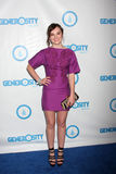 Madeline Carroll arrives at the 4th Annual Night of Generosity Gala Event Stock Photo