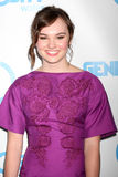 Madeline Carroll arrives at the 4th Annual Night of Generosity Gala Event Stock Photos