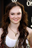 Madeline Carroll. UNITED STATES, HOLLYWOOD, APRIL 16, 2012: Madeline Carroll at the Los Angeles premiere of 'The Lucky One' held at the Grauman's Chinese Theater royalty free stock image