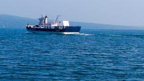 Madeline Island Ferry Royalty-vrije Stock Foto