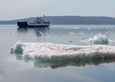 Madeline Island Ferry Stock Photos