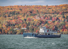 Madeline Island Ferry Stock Images