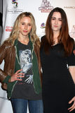 Madeline Zima, Gillian Zinser Royalty Free Stock Photography