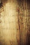 Madera áspera con los cortes Fotografía de archivo libre de regalías