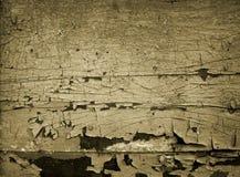Madera agrietada para el diseño Imagen de archivo libre de regalías