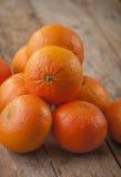 Madera anaranjada de la fruta fotos de archivo libres de regalías
