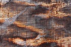 Madera apenada. Imagen de archivo libre de regalías