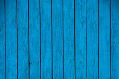 Madera azul Fotos de archivo