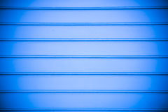 Madera azul Imágenes de archivo libres de regalías